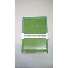 CLANSMAN BATCO CARD HOLDER AND RULE ASSY